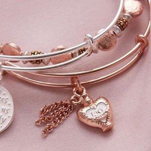 🆕 Harry Potter Love Potion Rose Gold A&A Bracelet